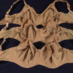 Fantasie Bra Lot of 3 - Nude 34G